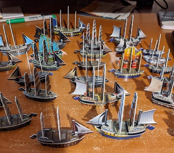 POTC-ships