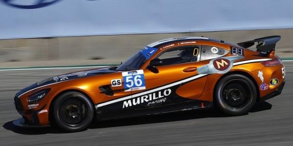 MurilloRacing Mercedes-AMG-GT-GT4300-